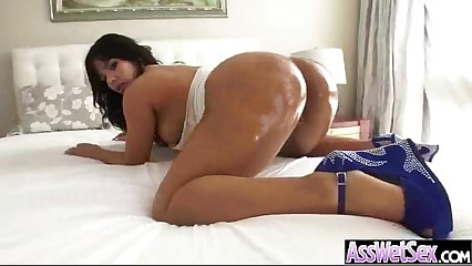 Big Curvy Butt Girl (rose monroe) Get It Deep In Her Behind video-27