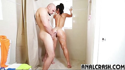 Anal Hard Bang On Tape With Amateur Lovely Girl (kelsi monroe) vid-16