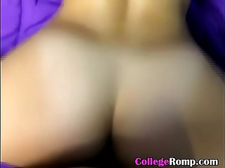 Brunette College Ex Girlfriend Kelsi Monroe Blowjob And Doggystyle
