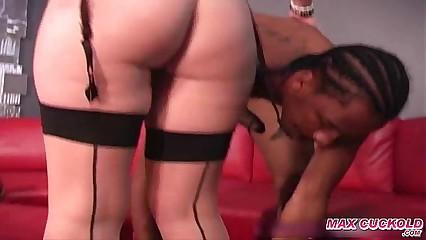 maxcuckold.com Candy Cuckold Humiliate her Husband