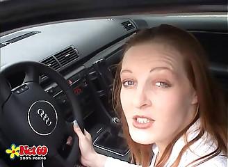 (Dutch) Laura anaal ontmaagd