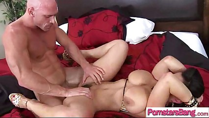 Wild Pornstar (lisa phoenix) On Huge Cock In Hard Style Sex Act movie-14