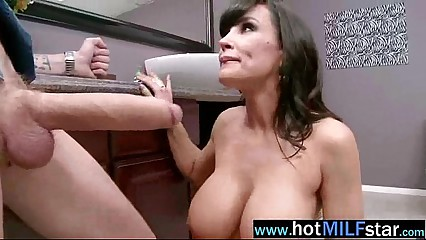 Hot Milf (lisa ann) Like Sex With BIg Cock Stud On Cam video-16
