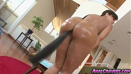 Horny chick Lisa Ann getting banged
