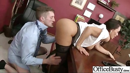 Hard Sex With Big Round Tits Naughty Slut Office Girl (lisa ann) movie-23