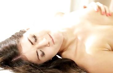 Nessa Shine Massaged and Fucked - EroticVideosHD.com