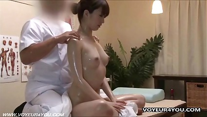Beauty Treatment Body Massage Voyeur