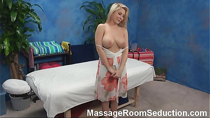 Madison Ivy - Massage Room