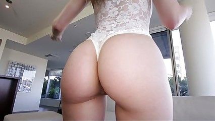 TeenCurves - Alexis Rodriguez Is A Big Booty Puerto Rican!