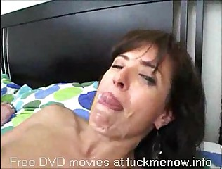 Mature Brunette Hardcore Fuck