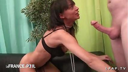 Philippe Dujonc - Premier casting anal pour cette mature