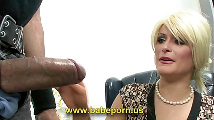 Psychologist milf fetish