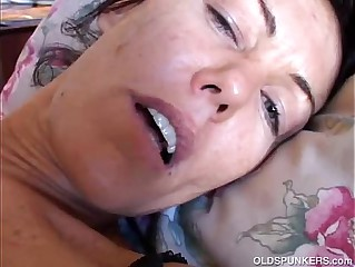 Nancy Vee kinky brunette MILF