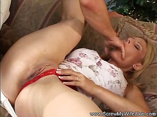 Italian Housewife Swinger MILF