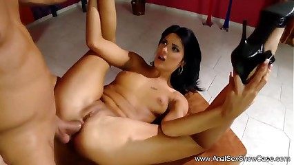 Beautiful MILF Anal Sex Adventure