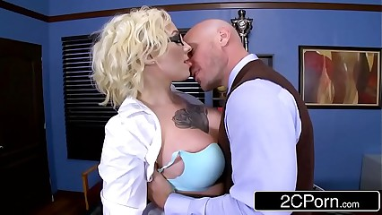 School Girl Harlow Harrison Is Dean's Personal Slut