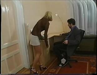 hot secretary