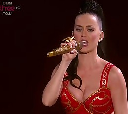 Katy Perry - I Kissed A Girl,Live Performance,In Super Sexy outfit