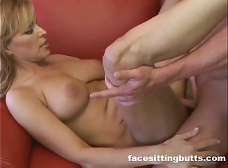 Nicole loves a nasty creampie