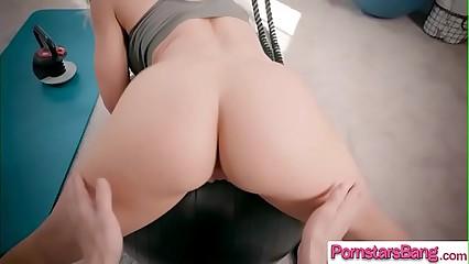 Sexy Pornstar (Nicole Aniston) In Sex Act On Huge Big Cock mov-19