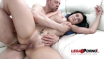 Nicole Love first anal SZ1303