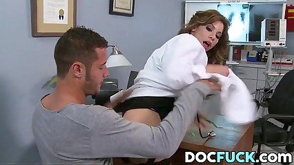Aleksa Nicole and Doc Fuck