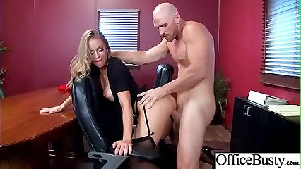 Hard Sex In Office With Naughty Hot Bigtits Girl (Nicole Aniston) mov-21