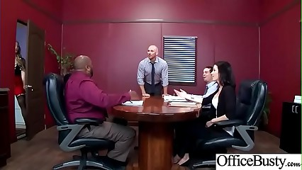 Intercorse Sex Tape With Big Tits Slut Office Girl (Nicole Aniston) mov-14