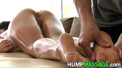 Aleksa Nicole Hot Fuck Massage