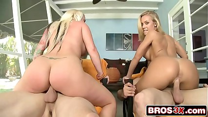 Big Ass Blondes with Blue Eyes Feat. Nicole Aniston & Angel Vain