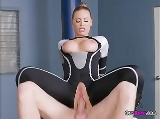 Blonde Whore Nicole Aniston Gets Her Cunt Pumped Hard
