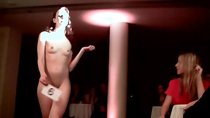 Real Nude Opss Fashion Week Public Nude