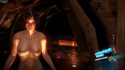 Ada Wong Nude Mod - Resident Evil 6