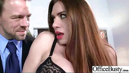 Hard Sex Action With Big Tits Slut Office Girl (veronica vain) clip-30
