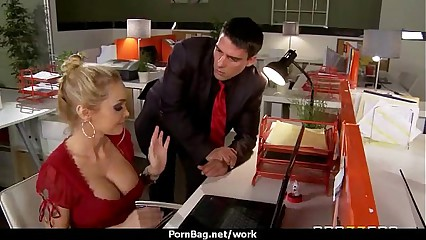 MILF Fucks Men While Husband Works 17