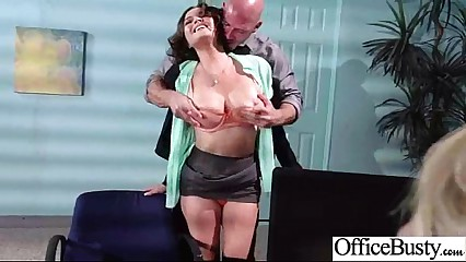 Superb Girl (krissy lynn) With Big Tits Get Hardcore Sex In Office movie-22