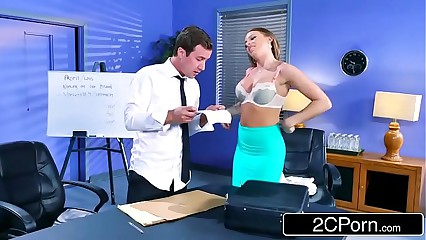 Busty Boss Juelz Ventura Gets Some Office Dick