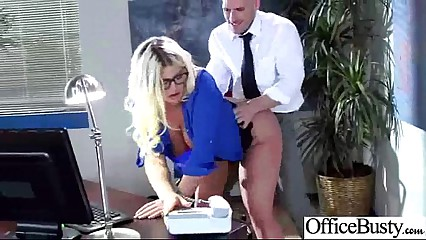 Hard Scene With Busty Slut Office Girl (julie cash) vid-20