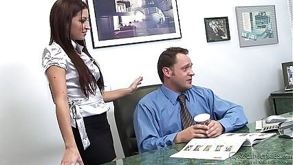 Ann Marie Rios Great Sex At Office