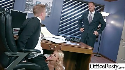 Hard Sex Tape In Office With Big Tits Slut Horrny Girl (Alix Lynx) vid-01