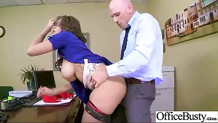 Sex On Cam With Big Melon Tits Sluty Office Girl (cassidy banks) vid-08