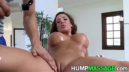 Richelle Ryan Hot Fuck Massage