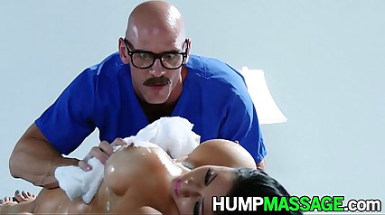 Audrey Bitoni Hot Fuck Massage