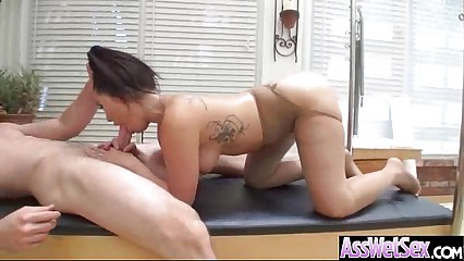 Anal Sex Tape With Real Big Ass Oiled Up Sexy Girl (london keyes) movie-19