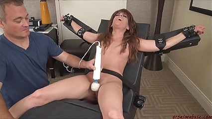 OrgasmAbuse - Annabelle Cums Hard