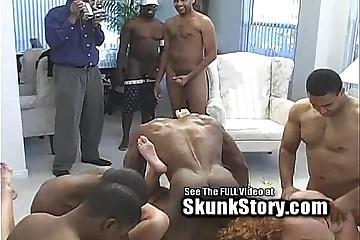 skunkstory orgy tube
