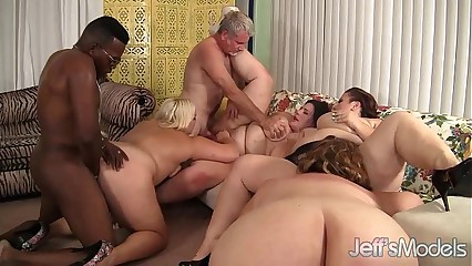 Fat Assed Orgy