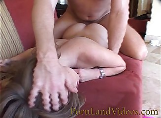 anal sex for an hot blonde girl with a big dick