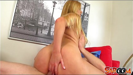 Anal pounding with Vanessa Storm