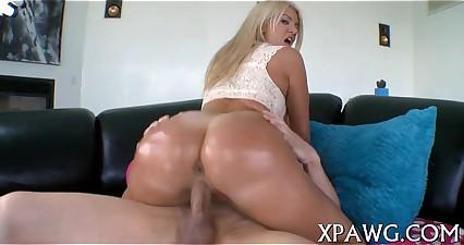 Hot big booty porn